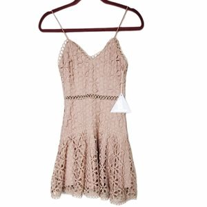 Love Triangle cami skater dress size 6
